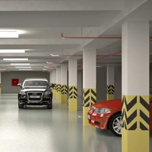 Автостоянки, паркинги Андропова