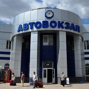 Автовокзалы Андропова
