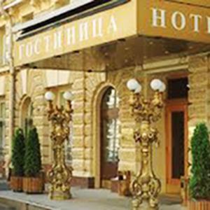 Гостиницы Андропова