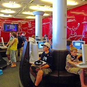 Интернет-кафе Андропова