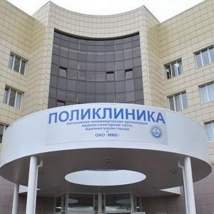 Поликлиники Андропова