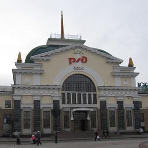 Железнодорожные вокзалы Андропова